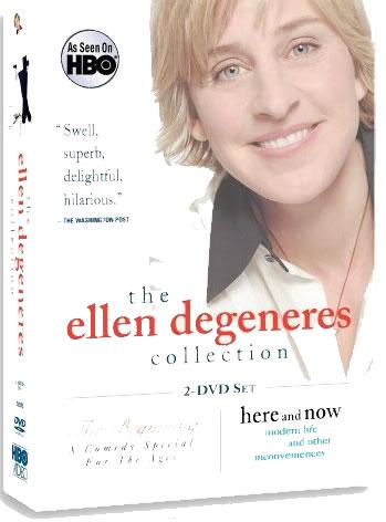 Ellen on Stage