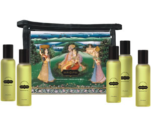 Kamasutra Massage Therapy Kit
