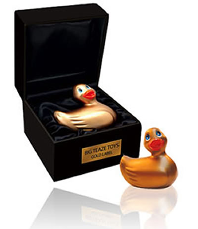 Travel Duckie Gold Label