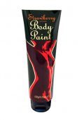 Aardbei Body Paint Tube