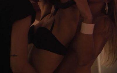 35  –  Shane heeft een triootje in de She-Bar met Dawn Denbo en haar lover Cindy
