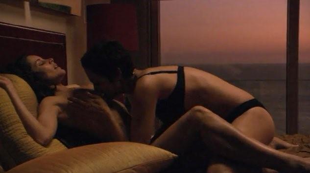 36  –  Helena en  Dylan's fameuze liefdesscene in het strandhuis