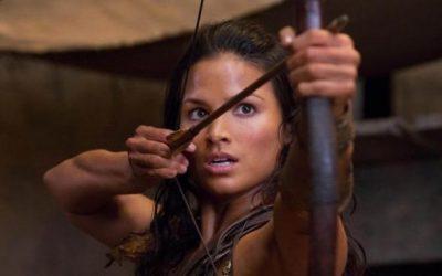 Arrow: Nyssa en Sarah