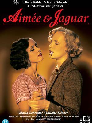Aimee en Jaguar