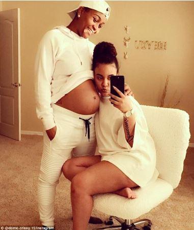 Lesbisch, zwanger en jongensachtig. Ja, en?
