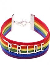 Rainbow Pride Armband