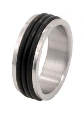 Trendy Staal Versus Rubber Ring