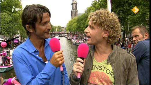 Amsterdam Gay Pride – Canal Parade