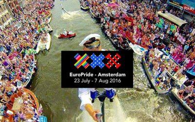 Europride Tip van de Dag: Vivelavie Final Pride Vibes