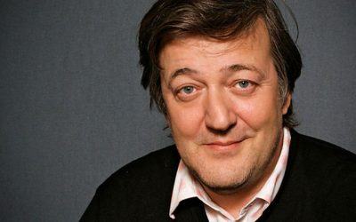 Docu Out There van Stephen Fry
