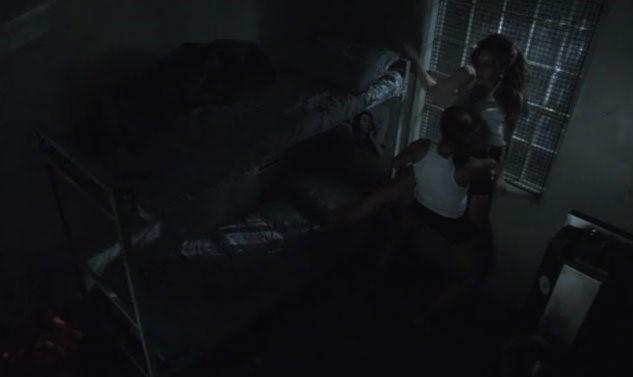 33  –  Helena valt voor haar celmaat Dusty