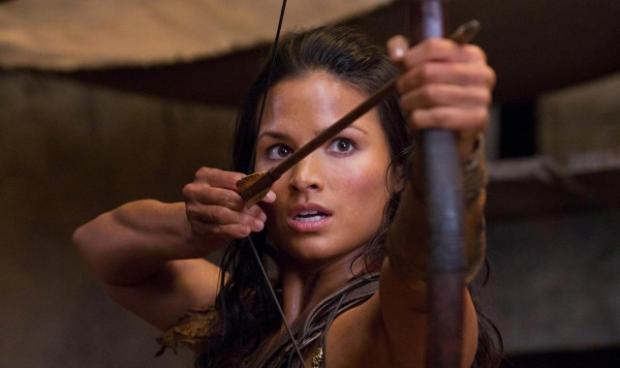 Arrow: Nyssa en Sarah