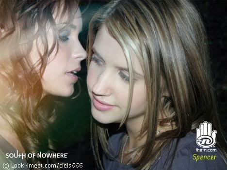 South of Nowhere: Spencer en Ashley