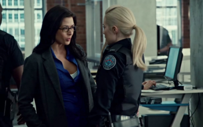 Rookie Blue: Gail en Holly