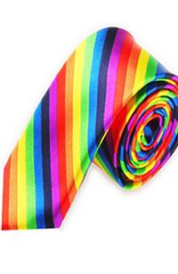 Rainbow Pride Stropdas